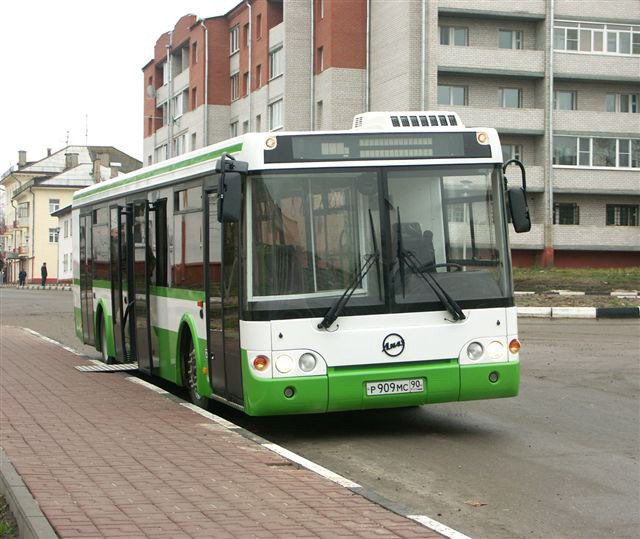 Запчасти для автобусов ЛиАЗ 5292