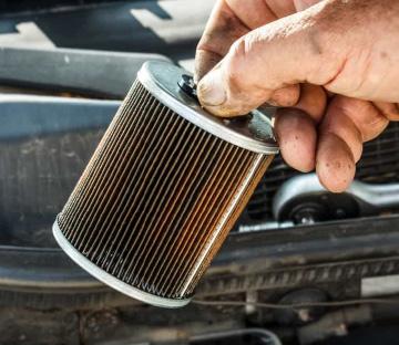 Топливные фильтры для газовых двигателей