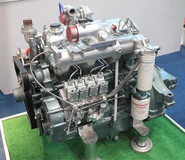 Запасные части для газовых и дизельных двигателей YUCHAI
