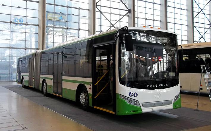 Yuchai для автобусов VOLGABUS