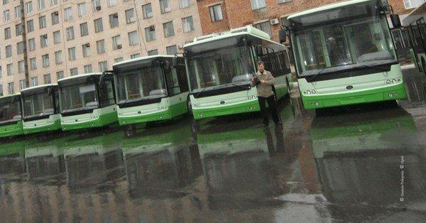 Подбор запчастей для автобусов