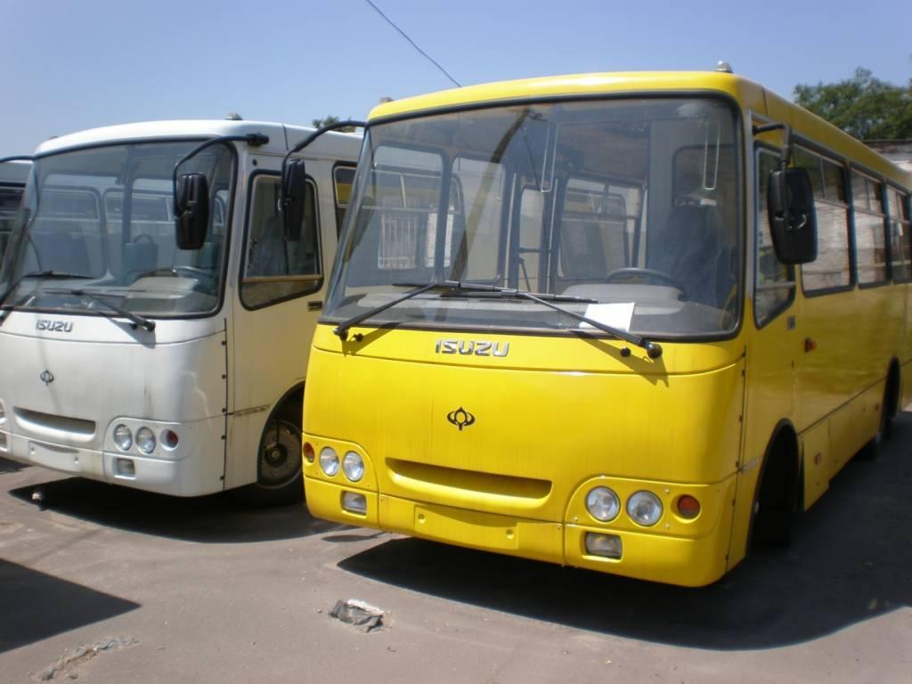 Запасные части ISUZU-Bogdan