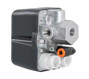 Реле давления для компрессоров и насосов