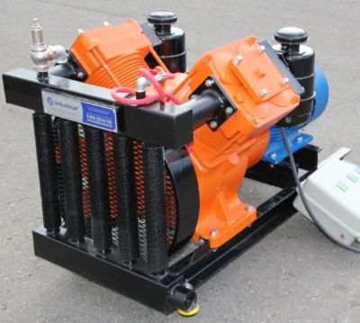 Покупка компрессора Bekomsan взамен старого роторного.