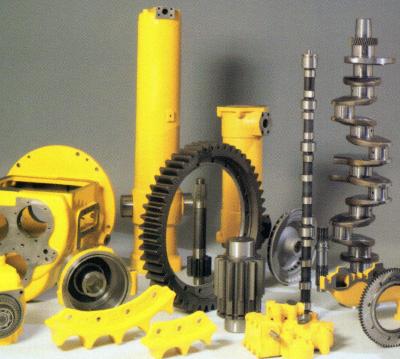 Широкий выбор и быстрая доставка запасных частей для строительной и специальной техники.