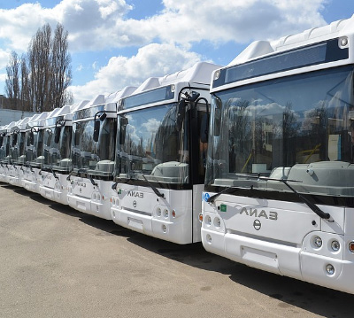 Запчасти для ремонта и обслуживания автобусов ЛиАЗ